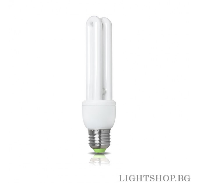 AL ENERGY енергоспестяваща лампа 18W E27 2700К ES/3903/2U 12мм