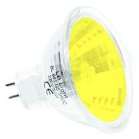 VITO дихроична лампа 220V 50W жълта