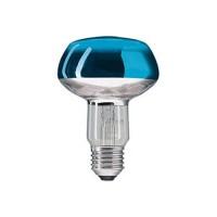 Philips рефлекторна лампа NR80 60W E27 BL син  Bx