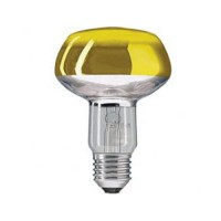 Philips рефлекторна лампа NR80 60W E27 YE жълт  Bx