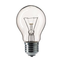 Светлина нисковолтова крушка  Е27 42V 40W