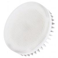 LED лампа GX53 220V 8,5W 4200K матирана Visiblelux