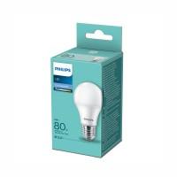 Philips Led лампа 11W A60 E27 1250lm 6500K 10000h матирана