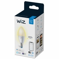 WIZ Wi-Fi Led лампа 4.9W C37 E14 470lm 2700K 15000h