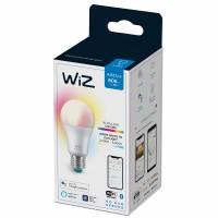 WIZ Wi-Fi Led лампа 8W A60 E27 806lm 2200K-6500K+RGB 25000h