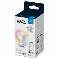WIZ Wi-Fi Led лампа 4.9W GU10 36D 345lm 2700K-6500K+RGB 15000h
