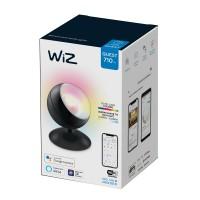 WIZ Wi-Fi Led настолна лампа QUEST 13W 710lm 2200K-6500K+RGB черна 25000h