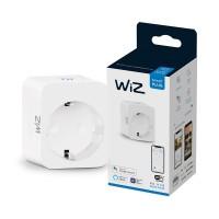 WIZ Wi-Fi SMART контакт шуко 10А max.2300W
