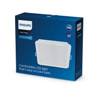 Philips LED луна за вграждане MESON 17W 3000K 1600lm 220V 150х150мм бяла