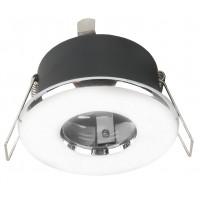 Влагозащитена луна WP/MR16-S-65 алуминиева стационарна бяла MR16 GX5.3 max.50W IP65 Lightex