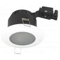 Влагозащитена луна WP/MR16-L-65 алуминиева стационарна бяла MR16 GX5.3 max.50W IP65 Lightex