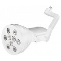 LED прожектор 9x1W бял 110D 4000K Visiblelux
