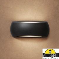Аплик FRANCY  черен LED Filament 6W 4000K Е27 IP66 Fumagalli