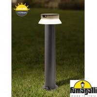 LED соларно парково тяло FELICE 800 3000K/4000K/6500K IP55 черно Fumagalli