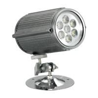LED прожектор Spot LED Light GREEN SL зелен DC12V 7x1W IP65 30D Real