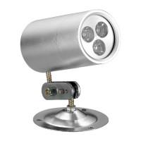 LED прожектор Spot LED Light RED SL червен DC12V 3x3W IP65 30D Real