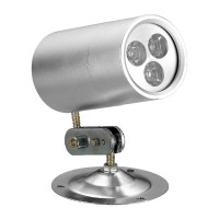 LED прожектор Spot LED Light YELLOW SL жълт DC12V 3x3W IP65 30D Real