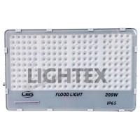 LED прожектор NAMI  200W 6000K IP65 бялLightex