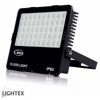 LED прожектор NAMI 100W 4000K IP65 220V черен Lightex