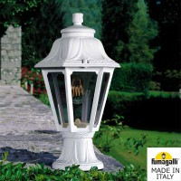 Градински фенер MIKROLOT/ANNA бял Е27 IP55 Fumagalli