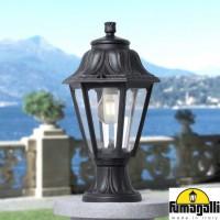 Градински фенер MIKROLOT/ANNA черен Е27 IP55 Fumagalli