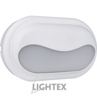 LED аплик ECLIPS-2 15W 220V 4000К бял IP54  Lightex