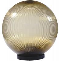 Сфера Ф300 фуме призм.RL/PS301/BR Lightex