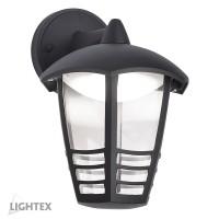LED Градински фенер NICE DN/DG 6W 4000K IP54 графит Lightex
