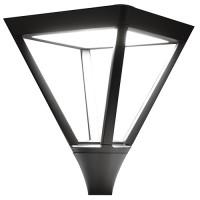 LED Градински осветител VANDA 45W 4000K IP65 за ф60 Lightex