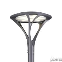 LED Градински осветител FOREST 50W 4000K IP65 за ф78 драйвър Meanwell и чип Philips 3030 Lightex