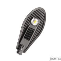 Led уличен осветител 50W 6500K за Ф40 LX-01 драйвър MEAN WELL Lightex