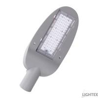 SMD LED Уличен осветител 30W 4200K 130 lm/W IP67 IK08 за Ф40 чип Philips 3030 Lightex