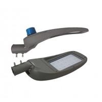 SMD LED Уличен осветител 100W 6500K IP65 за Ф60 с фотоклетка  драйвър Meanwell и чип Philips 3030 Lightex