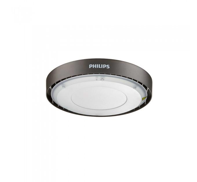 Philips LED камбана BY020P LED100S/840 PSU WB GR Ledinaire