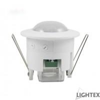 Сензор  за движение за вграждане 360' max.6м Lightex