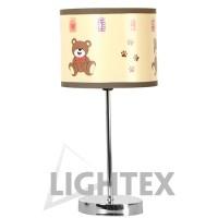 Настолна лампа TEDY 1xЕ27 Lightex