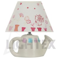 Настолна лампа MAGIC 101 бяла 1xЕ14 Lightex