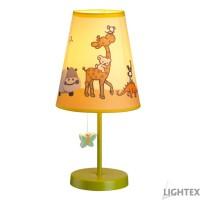 Настолна лампа AFRICA 1xE14 170x365mm Lightex