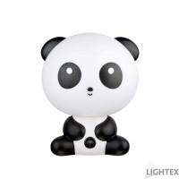 Настолна лампа PANDA 1xE14 195x170x247mm Lightex