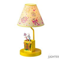 Настолна лампа BUTTERFLY 1xE27 210x400mm Lightex