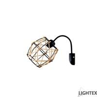 Аплик ERIKA Е27 черен Lightex