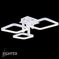LED полилей AMARA 68W 4000K 550x330мм алуминий Lightex