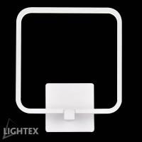 LED аплик ONIX 18W 4000K 300x250мм алуминий Lightex