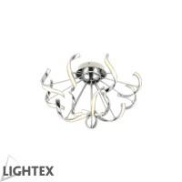 LED полилей FRANKA 24W 2700K 580мм хром Lightex