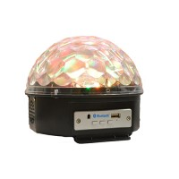 Led светеща музикална топка 220V RGB,Blue Tooth,Usb