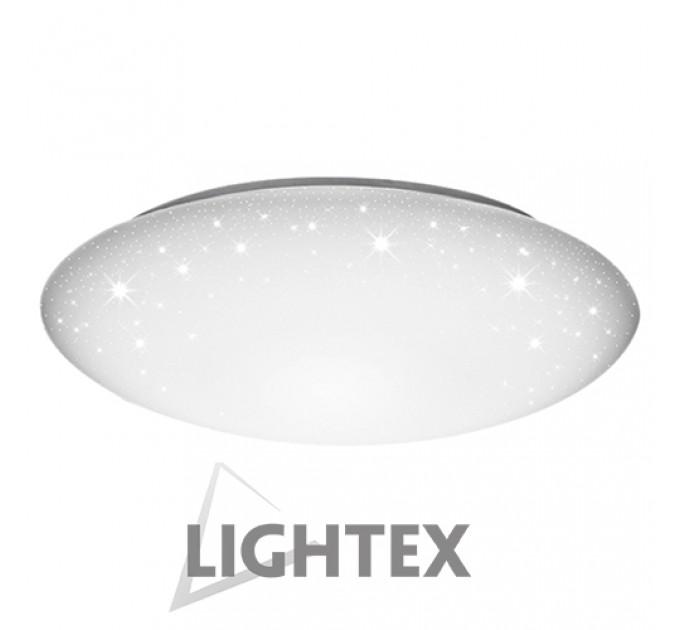 LED плафон CRYSTAL II 12W 4000K Ф280 Lightex