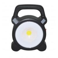 LED Преносим прожектор 3W COB 6500K Lightex