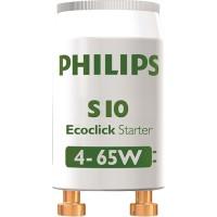 Philips стартер S-10 /4-65W кутия