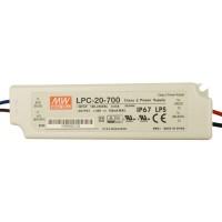 Led драйвър 20W 9-30V 700mA IP67  MEAN WELL