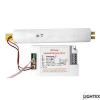 Електронен блок за аварийно LED осв. max 40W / 100% 50min Lightex